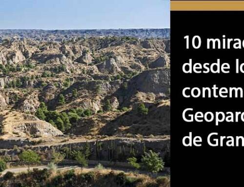 10 miradores desde los que contemplar el Geoparque de Granada