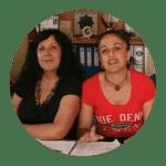 Silvia & Maribel