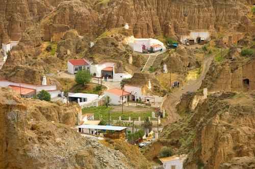 Un día de verano en Cuevas La Granja