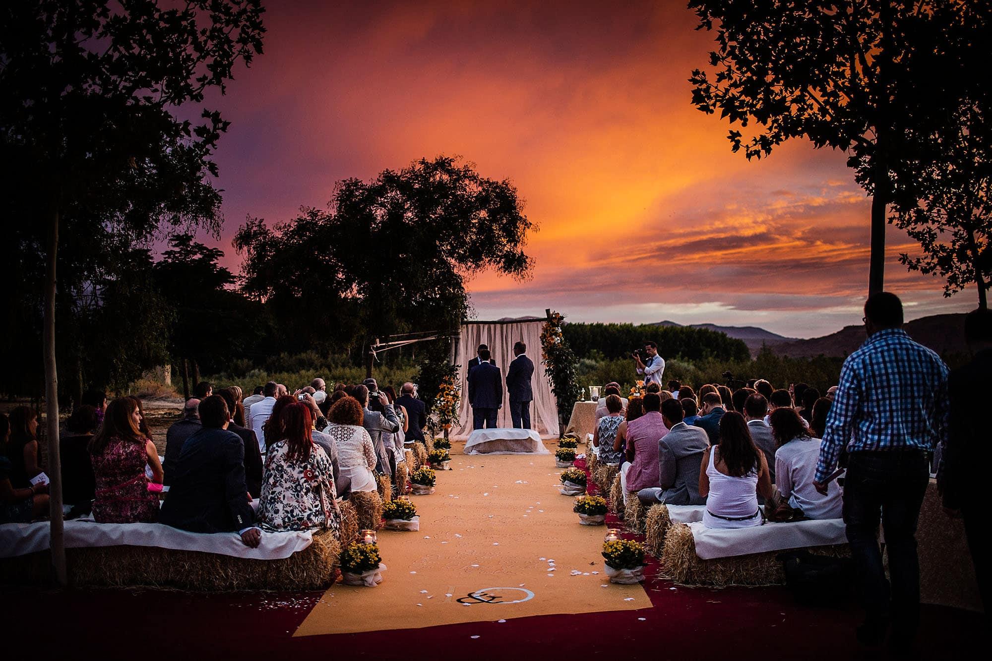 como organizar una boda original