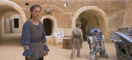Rutas en Guadix buscando paisajes Star Wars