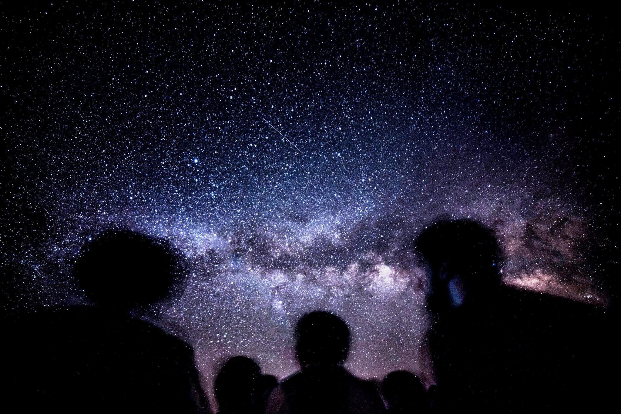 Noche romántica en Granada bajo las estrellas: ¡Esto es magia!