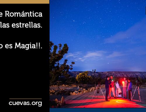 Noche romántica bajo las estrellas: ¡Esto es magia!
