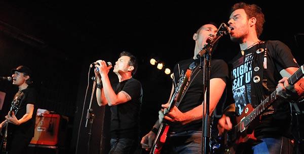 Granada Ciudad del Rock: La música en el Territorio Cuevas