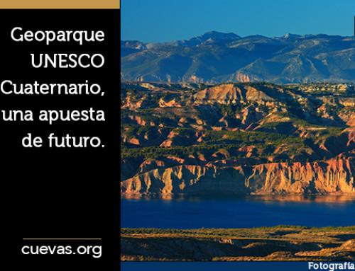 Geoparque UNESCO del Cuaternario, una apuesta de futuro