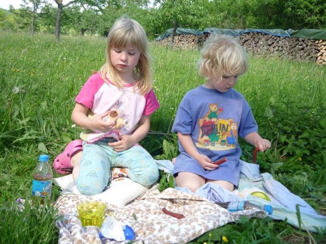 planes con niños en primavera