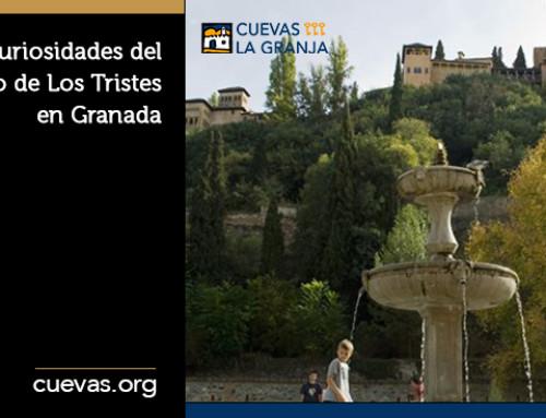 6 Curiosidades del Paseo de los Tristes en Granada