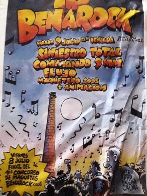 Festival Benarock 10