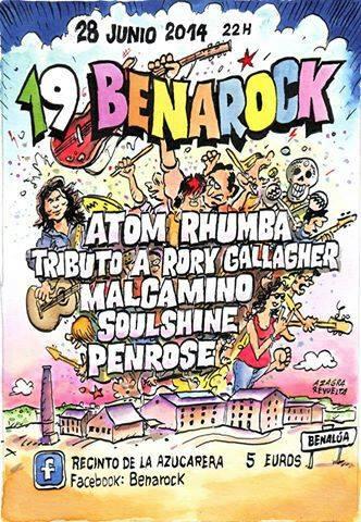 Festival Benarock 19