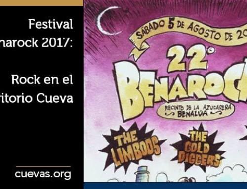 Festival Benarock 2017: Rock en el Territorio Cueva