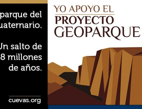 Geoparque del Cuaternario: Un salto de 8 millones de años