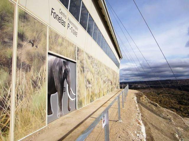 Estación Paleontológica Valle del Río Fardes