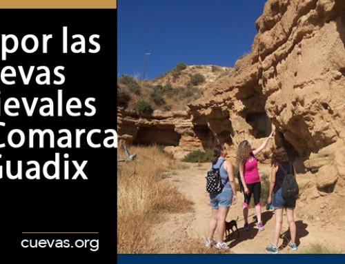 Ruta por las Cuevas Medievales de la Comarca de Guadix