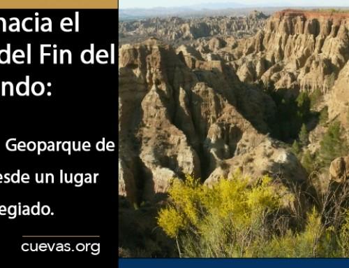 Ruta hacia el Mirador del Fin del Mundo: Contempla el Geoparque de Granada desde un lugar privilegiado