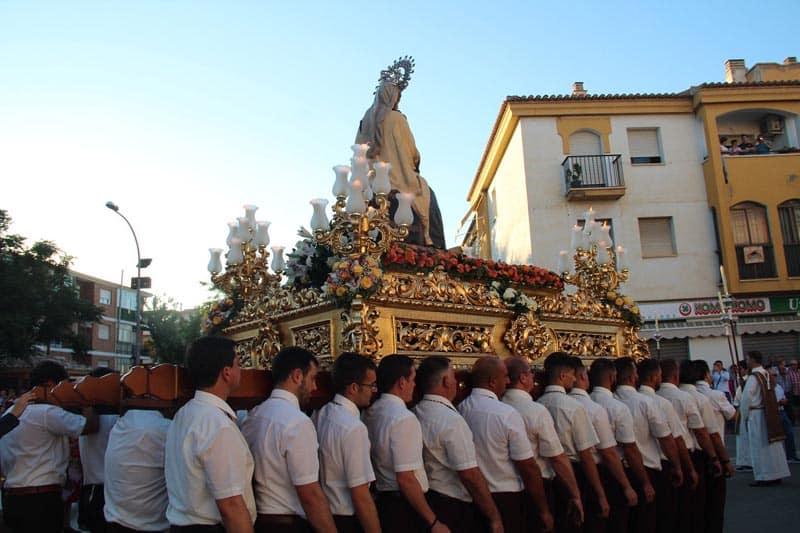 Fiestas Benalúa Patrona