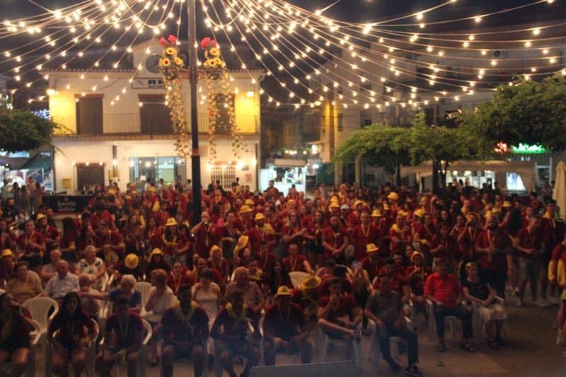 fiestas Benalúa maratón de la tapa