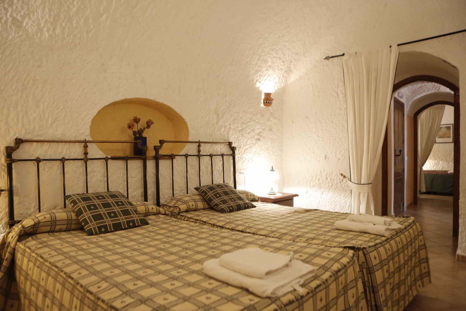 Cueva 3 dormitorio