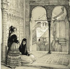Cuentos de la Alhambra de Washigton Irving