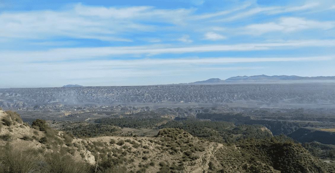 Mirador del Águila en Fonelas